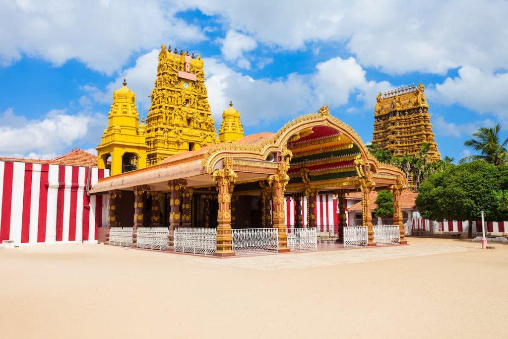 Temple Nallur Kandaswamy, Jaffna