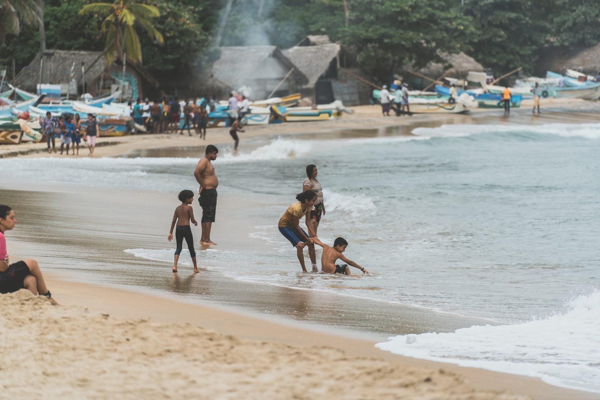 plage Arugam Bay