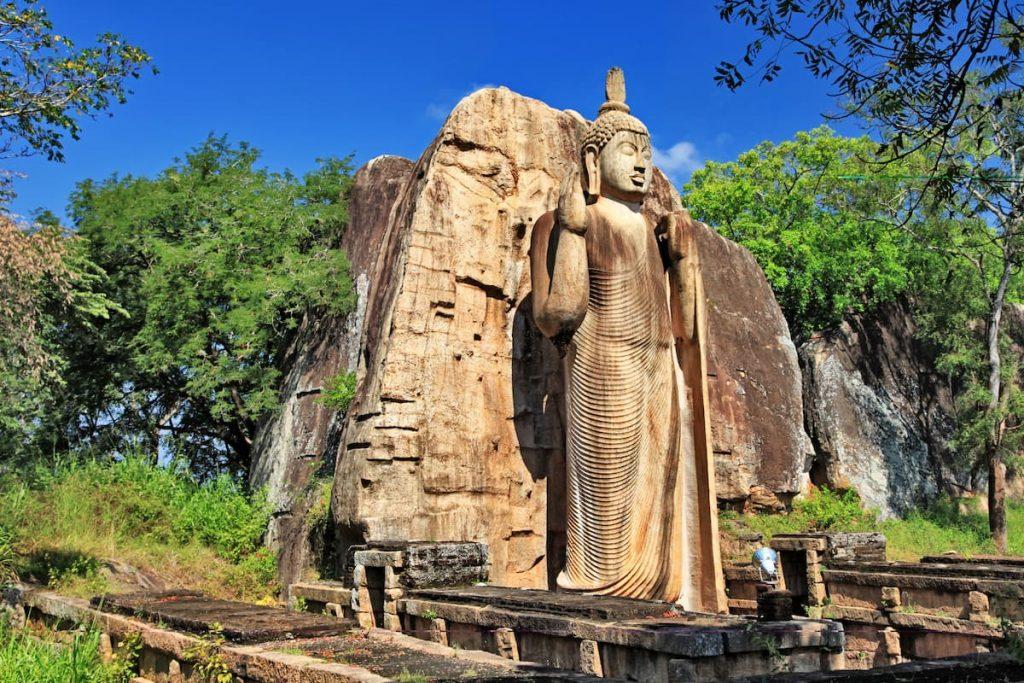 Awukana, Sri lanka