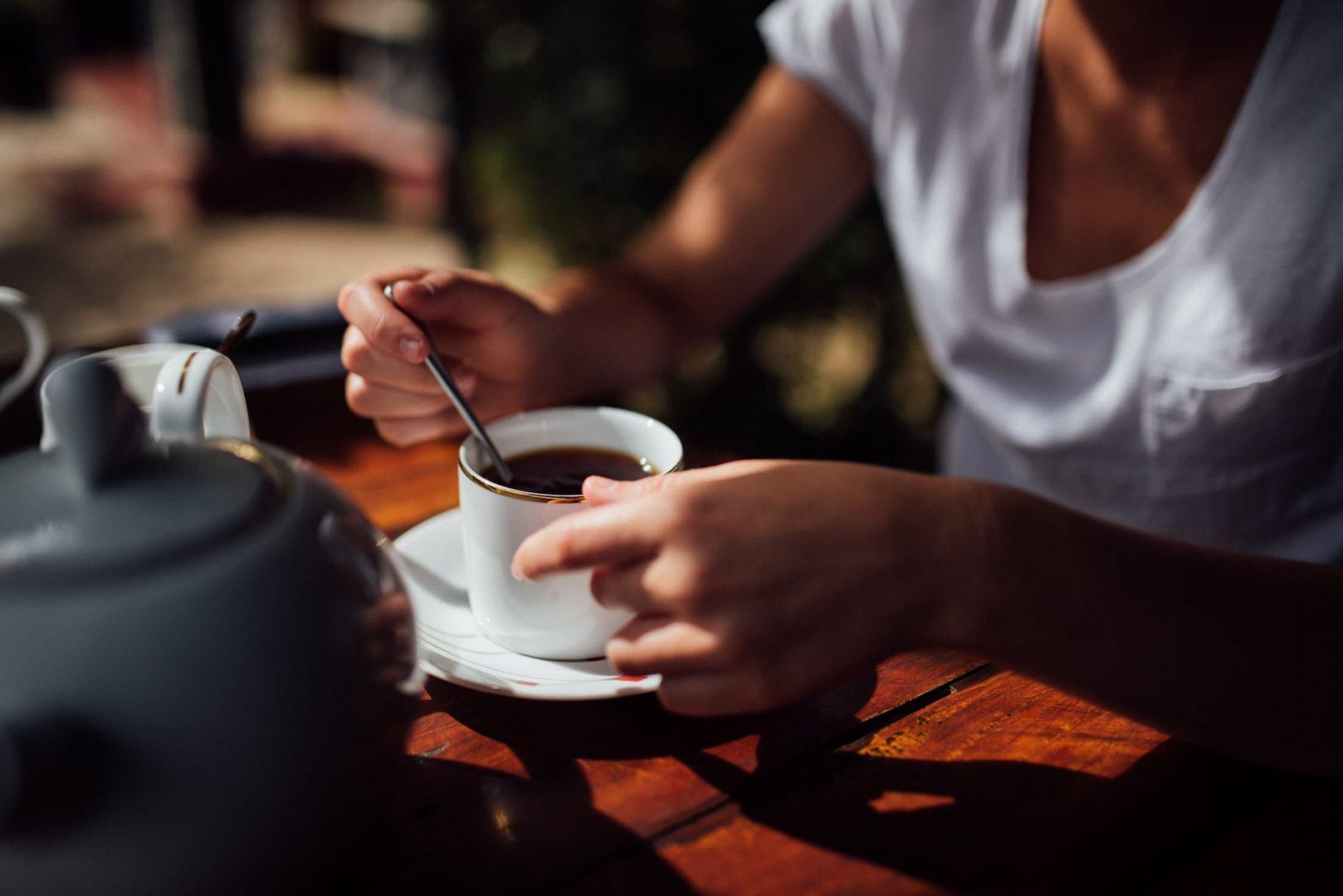 cafe au resto