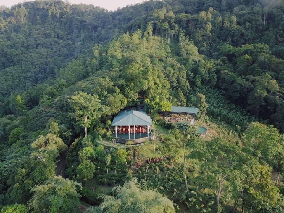 hôtel dans les régions montagneuses sri lanka