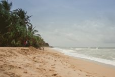 plage Sri Lanka