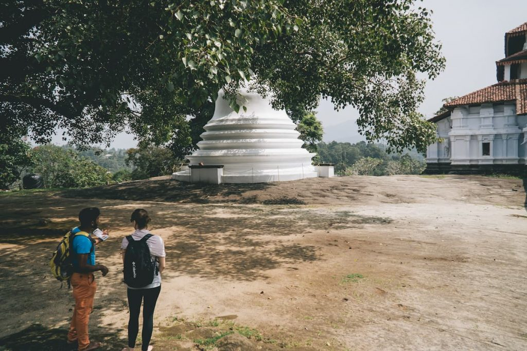 trek des 3 temples kandy