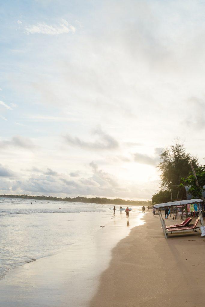 surf plage weligama Sri Lanka