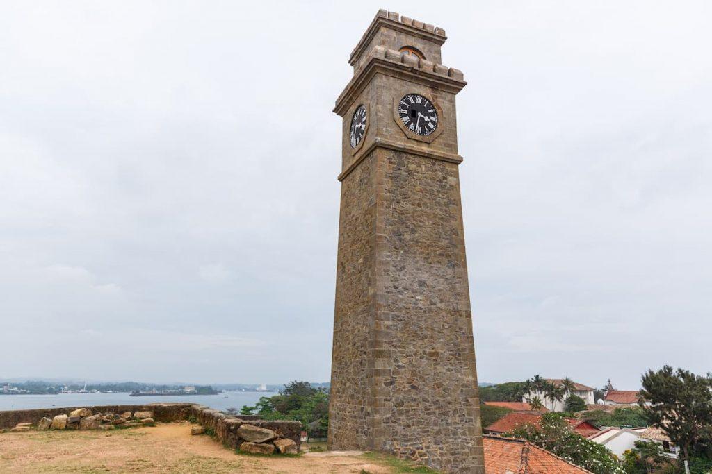 Tour de l'horloge, Galle