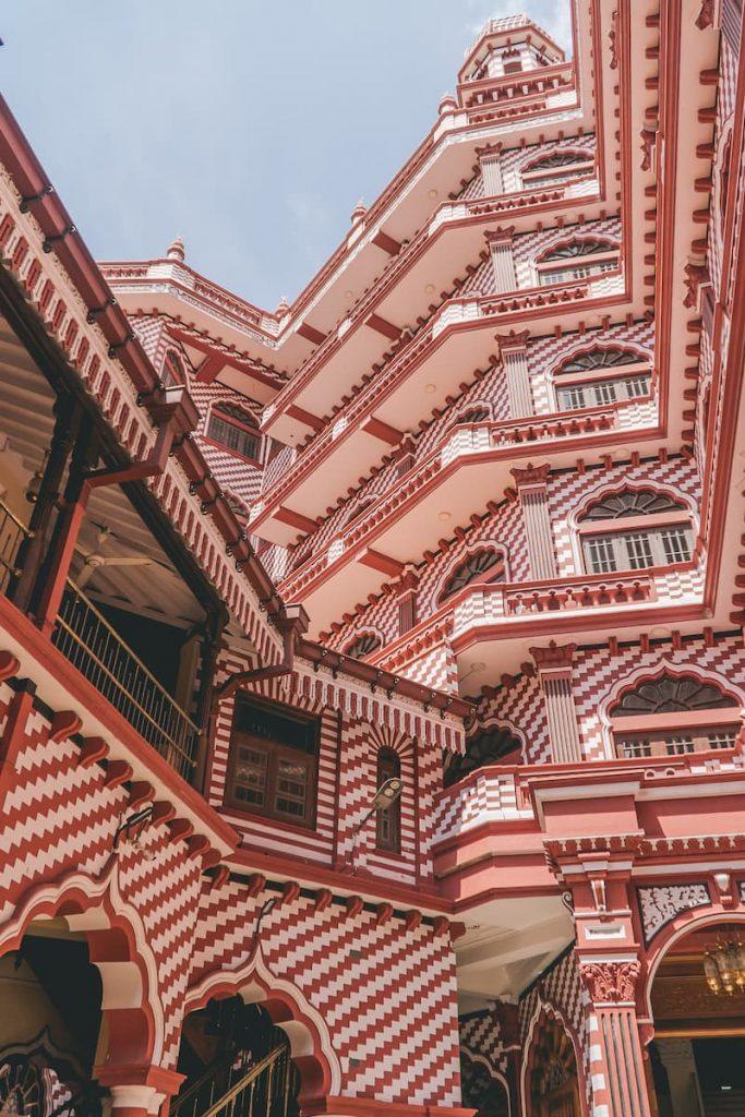 mosquée rouge à colombo