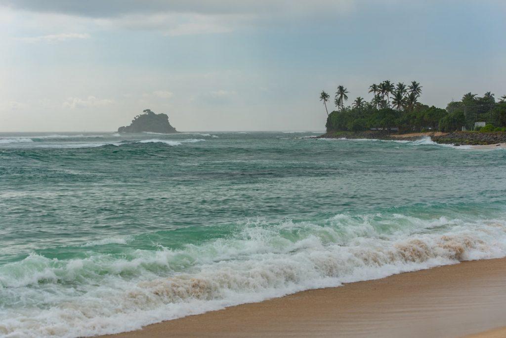 plage midigama
