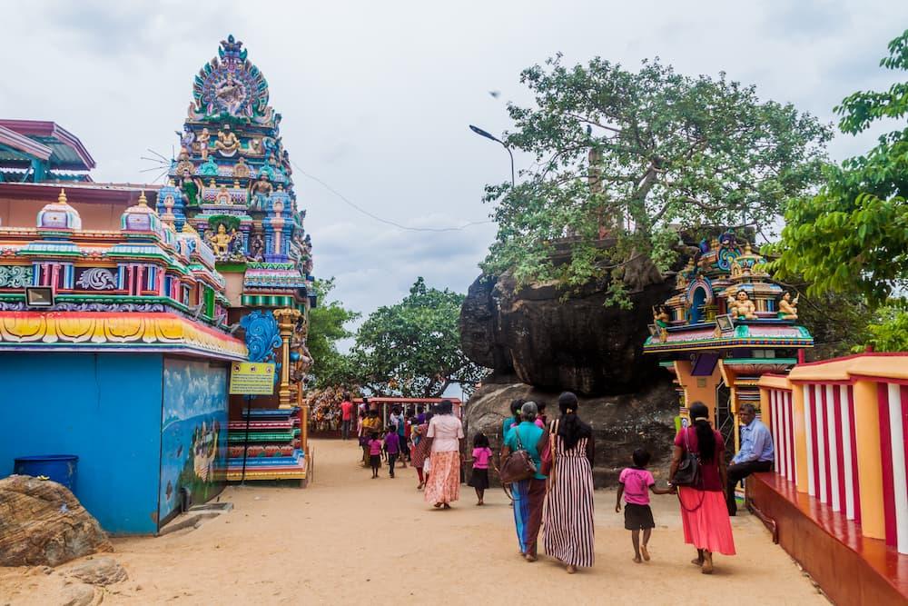 temple hindou Koneswaram